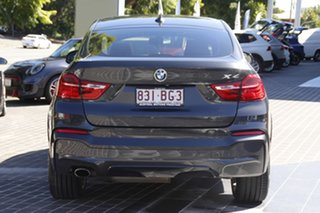 2015 BMW X4 F26 xDrive20d Coupe Steptronic Grey 8 Speed Automatic Wagon
