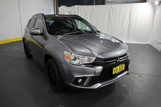 2018 Mitsubishi ASX XC MY19 LS 2WD Grey 1 Speed Constant Variable Wagon.