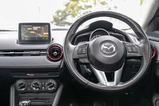 2015 Mazda CX-3 DK2W7A Maxx SKYACTIV-Drive Black 6 Speed Sports Automatic Wagon.