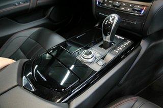 2017 Maserati Ghibli M157 MY17 Sport Black 8 Speed Sports Automatic Sedan
