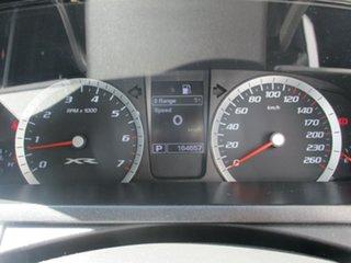 2012 Ford Falcon FG Upgrade XR6 Green 6 Speed Auto Seq Sportshift Sedan