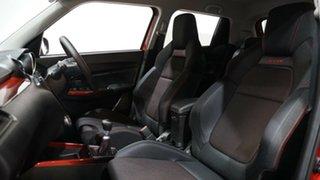 2019 Suzuki Swift AZ Sport Red 6 Speed Manual Hatchback