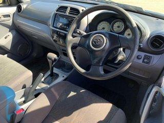 2001 Toyota RAV4 ACA21R Edge (4x4) 4 Speed Automatic 4x4 Wagon