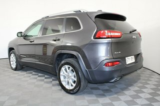 2017 Jeep Cherokee KL MY17 Longitude Grey 9 Speed Sports Automatic Wagon