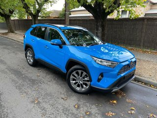 2020 Toyota RAV4 Mxaa52R Cruiser 2WD Eclectic/leather 10 Speed Constant Variable Wagon.