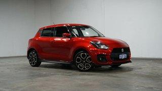 2019 Suzuki Swift AZ Sport Red 6 Speed Manual Hatchback.