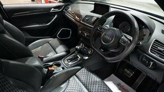 2014 Audi RS Q3 8U MY14 S Tronic Quattro Grey 7 Speed Sports Automatic Dual Clutch Wagon