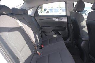 2019 Kia Cerato BD MY19 SI Clear White 6 Speed Sports Automatic Sedan