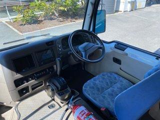 2014 Mitsubishi Fuso Rosa BE64D Deluxe White Automatic Midi Coach