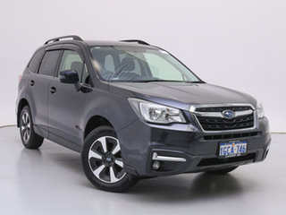 2016 Subaru Forester MY16 2.0D-L Grey Continuous Variable Wagon.