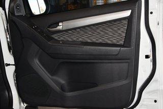 2014 Holden Colorado RG MY14 LX Crew Cab 4x2 Summit White 6 Speed Sports Automatic Utility