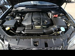 2011 Holden Commodore VE II SS-V Black 6 Speed Manual Utility