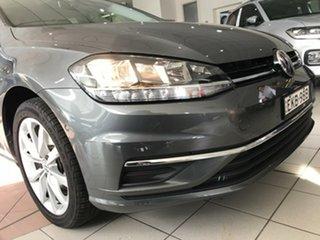 2020 Volkswagen Golf 7.5 MY20 110TSI DSG Comfortline Indium Grey 7 Speed.