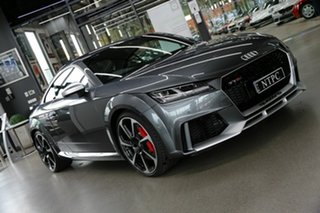 2017 Audi TT RS FV MY17 S Tronic Quattro Grey 7 Speed Sports Automatic Dual Clutch Coupe