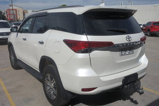 2018 Toyota Fortuner GUN156R GXL White 6 Speed Automatic Wagon