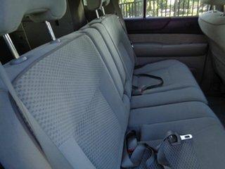2003 Nissan Patrol GU III MY2003 ST Grey 5 Speed Manual Wagon