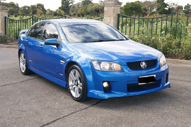 Used Holden Commodore VE MY10 SS Blair Athol, 2009 Holden Commodore VE MY10 SS Blue 6 Speed Automatic Sedan