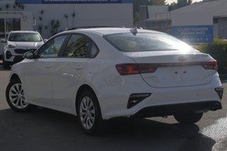 2019 Kia Cerato BD MY19 SI Clear White 6 Speed Sports Automatic Sedan.