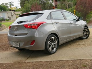 2015 Hyundai i30 GD4 Series II MY16 Active X Grey 6 Speed Sports Automatic Hatchback