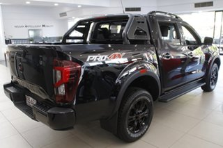 2021 Nissan Navara D23 MY21 Pro-4X Cosmic Black 7 Speed Sports Automatic Utility.
