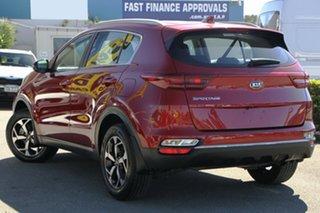 2019 Kia Sportage QL MY19 Si 2WD Fiery Red 6 Speed Sports Automatic Wagon.