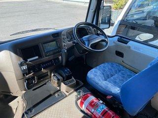 2014 Mitsubishi Fuso Rosa BE64D White Automatic Midi Coach.