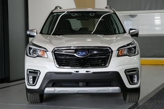 2020 Subaru Forester S5 MY20 Hybrid L CVT AWD White 7 Speed Constant Variable Wagon Hybrid