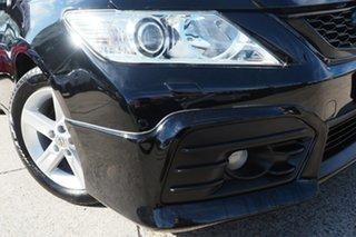 2013 Toyota Aurion GSV50R Sportivo ZR6 Black 6 Speed Sports Automatic Sedan.