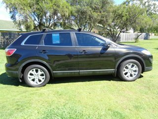 2012 Mazda CX-9 TB10A5 Classic Activematic Black 6 Speed Sports Automatic Wagon.
