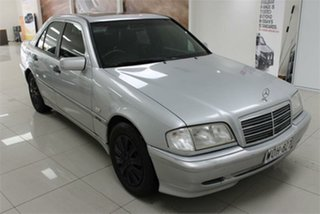 1997 Mercedes-Benz C-Class W202 C180 Classic 5 Speed Automatic Sedan.