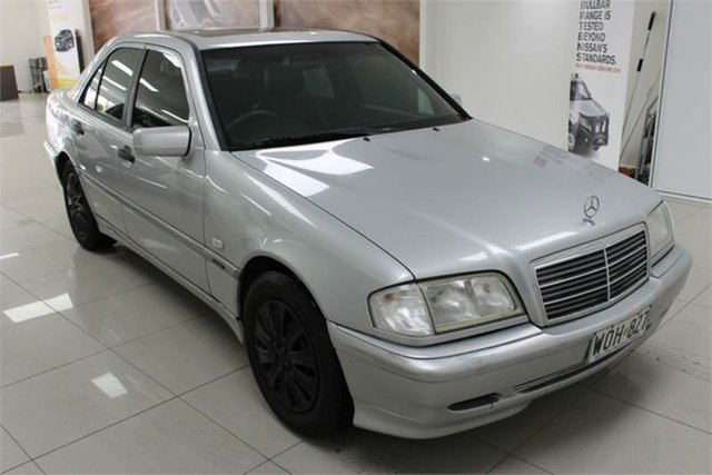 Used Mercedes-Benz C-Class W202 C180 Classic , 1997 Mercedes-Benz C-Class W202 C180 Classic 5 Speed Automatic Sedan