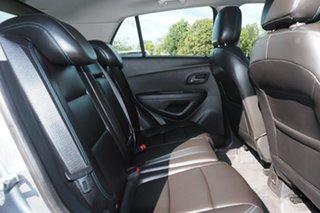2013 Holden Trax TJ MY14 LTZ Grey 6 Speed Automatic Wagon