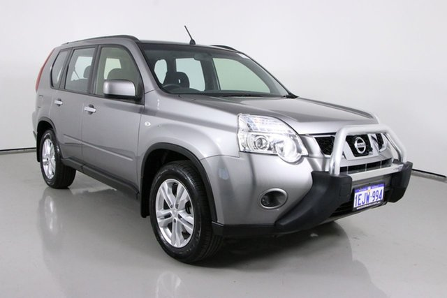 Used Nissan X-Trail T31 Series 5 ST (4x4) Bentley, 2013 Nissan X-Trail T31 Series 5 ST (4x4) Grey 6 Speed Manual Wagon
