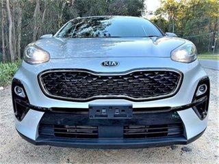 2019 Kia Sportage QL MY20 S 2WD Sparkling Silver 6 Speed Sports Automatic Wagon.