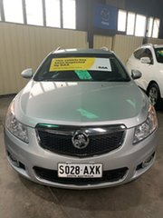 2013 Holden Cruze JH MY13 CDX Silver 6 Speed Automatic Sportswagon.