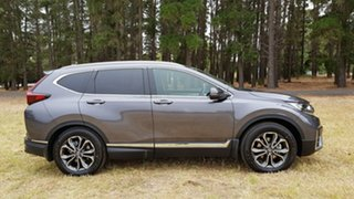 2021 Honda CR-V RW MY21 VTi FWD L7 Modern Steel 1 Speed Automatic Wagon