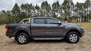 2017 Ford Ranger PX MkII XLT Double Cab Magnetic 6 Speed Sports Automatic Utility