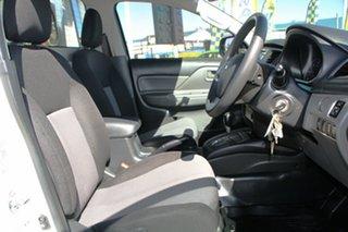 2015 Mitsubishi Triton MQ MY16 GLX 4x2 White Solid 5 Speed Sports Automatic Cab Chassis