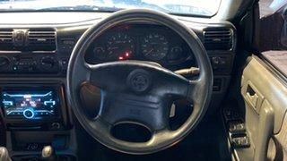 1999 Holden Frontera MX Green 5 Speed Manual Wagon