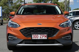 2019 Ford Focus SA 2019.75MY Active Orange 8 Speed Automatic Hatchback