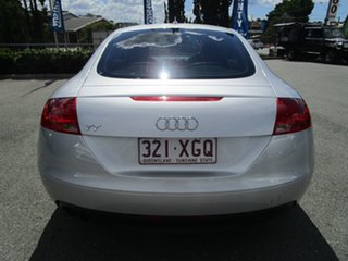 2008 Audi TT 8J MY09 Silver 6 Speed Manual Coupe
