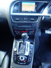 2010 Audi S5 8T 4.2 FSI Quattro White Crystal 6 Speed Tiptronic Coupe