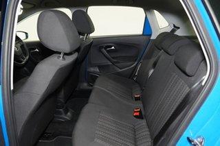 2016 Volkswagen Polo 6R MY17 66TSI DSG Trendline Cornflower Blue 7 Speed