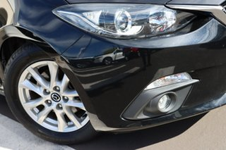 2015 Mazda 3 BM5476 Maxx SKYACTIV-MT Jet Black 6 Speed Manual Hatchback.
