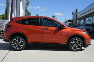 2020 Honda HR-V MY21 RS Phoenix Orange 1 Speed Constant Variable Hatchback