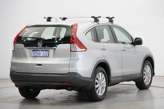 2013 Honda CR-V RM MY14 VTi Silver 5 Speed Automatic Wagon