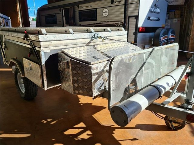 Used Bellevue, 2018 CUSTOM MADE CAMPEER TRAILER