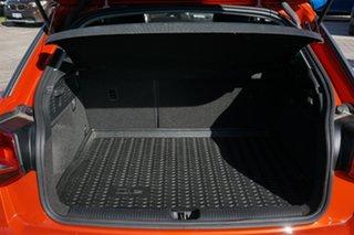 2017 Audi Q2 GA MY17 design S Tronic Orange 7 Speed Sports Automatic Dual Clutch Wagon