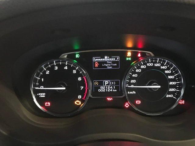 Demo Subaru WRX V1 MY21 Premium AWD Liverpool, 2020 Subaru WRX V1 MY21 Premium AWD 7x 6 Speed Manual Sedan