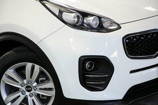 2016 Kia Sportage QL MY16 Si AWD White 6 Speed Sports Automatic Wagon.